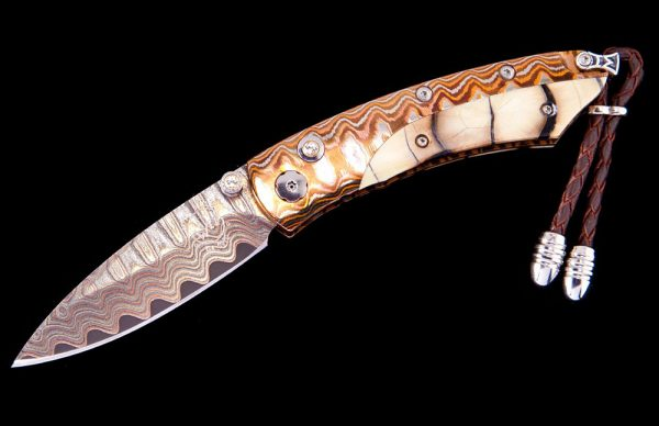 William Henry Limited Edition B04 Morse Knife