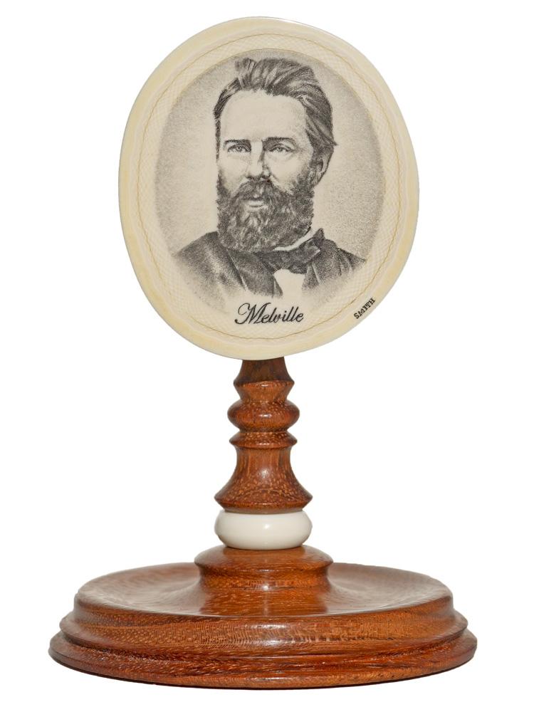 David Smith Scrimshaw - Melville (1819 - 1891)