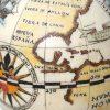 Kurt Sperry Scrimshaw - Diego Ribeiro, c.1529 Scrimshaw Globe
