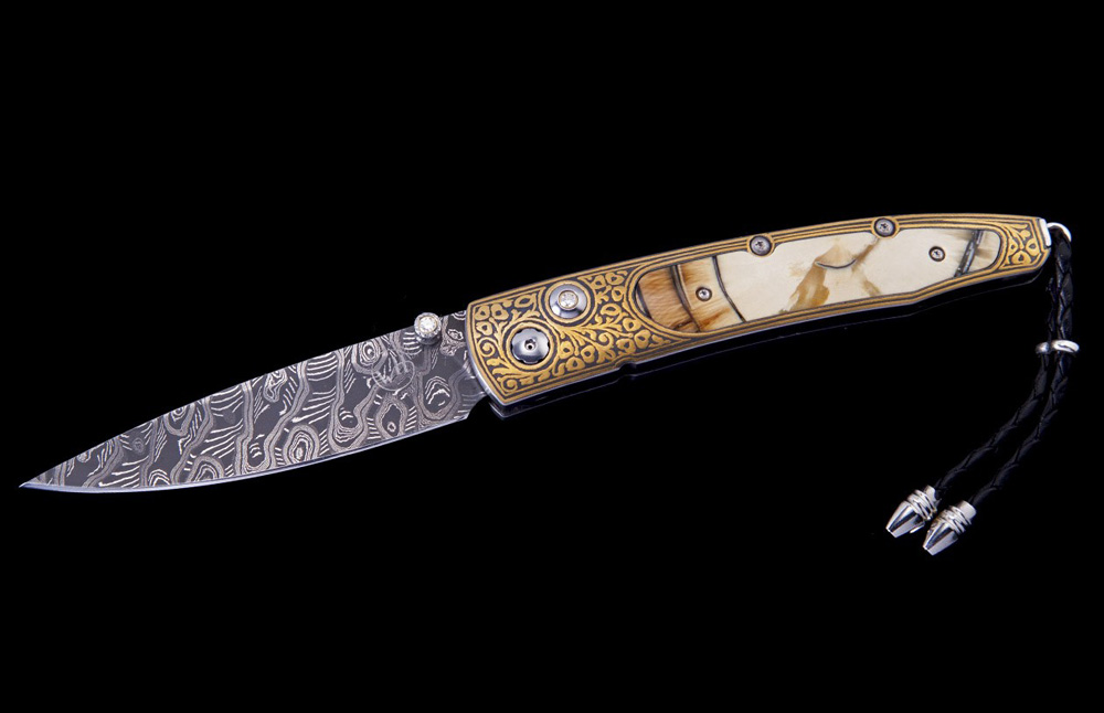 William Henry Limited Edition B10 Riddle Knife