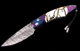 William Henry Limited Edition B12 Finale Knife