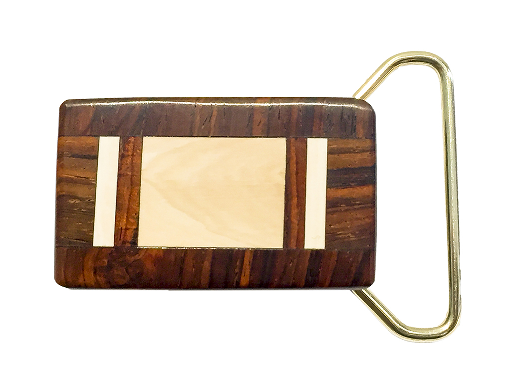 Ancient Mammoth Ivory Belt Buckle
