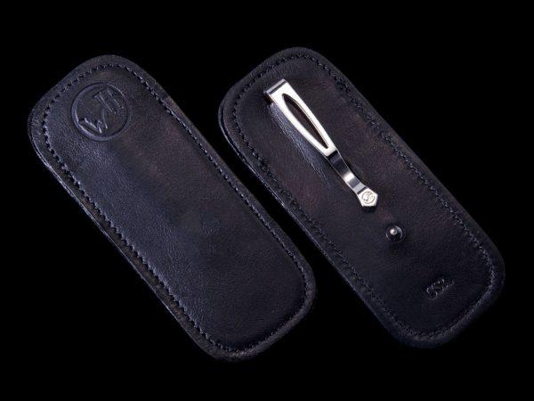 William Henry Clip Case - Black