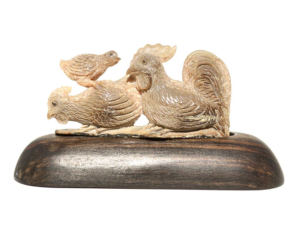 Unknown Artist - Chicken Family