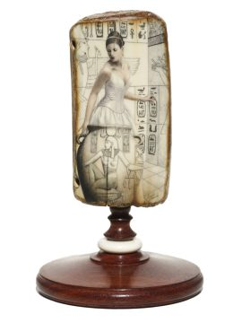 David Adams Scrimshaw - The Spirit of Nefertiti