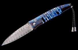William Henry Limited Edition B30 Blue Night Knife