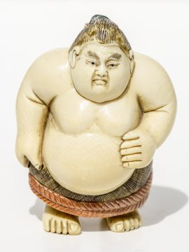 Unknown Carver - Angry Well Fed Sumo