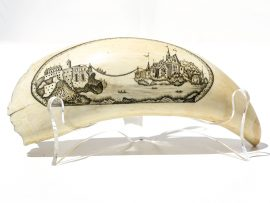 Unknown - Barbara Johnson Scrimshaw Collection