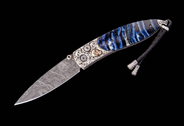 William Henry Limited Edition B05 Last Dance Knife