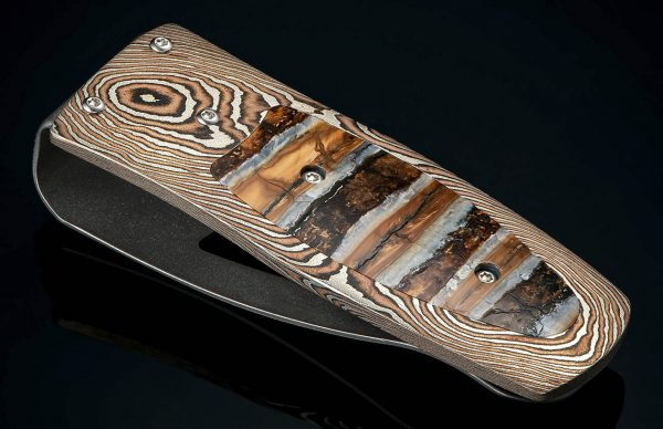 William Henry Pharaoh 'Epic' Money Clip - Mammoth Tooth