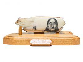 Charles Emerson Scrimshaw - Native Matriarch