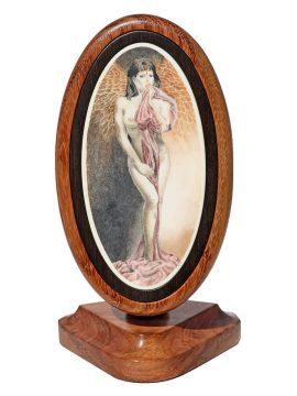 Karen Reno Scrimshaw - Lady Icarus