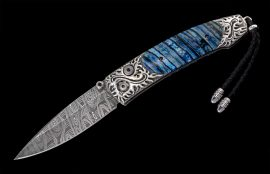 William Henry Limited Edition B05 Flame Knife Knife